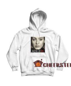 Adele 25 Hoodie For Unisex