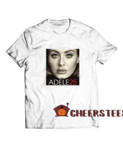 Adele 25 T-Shirt