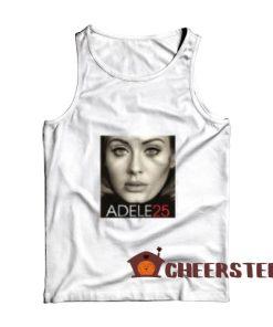 Adele 25 Tank Top for Unisex