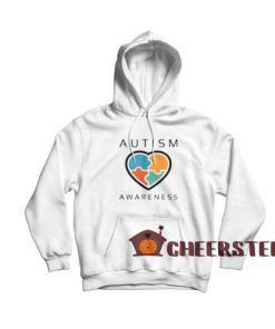 Autism awareness day Hoodie For Unisex