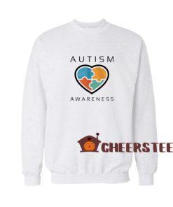 Autism awareness day Sweatshirt For Unisex