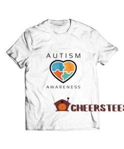 Autism awareness day T-Shirt