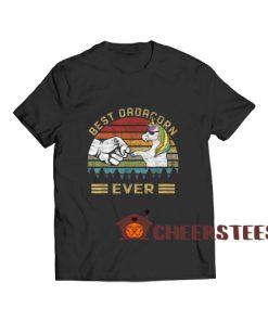 Best Dadacorn Ever T-Shirt