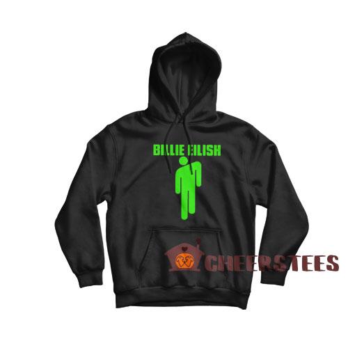 Billie Eilish Merch Hoodie For Unisex