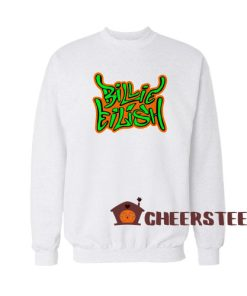 Billie eilish graffiti Sweatshirt For Unisex