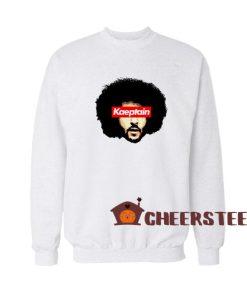Colin Kaepernick Sweatshirt For Unisex