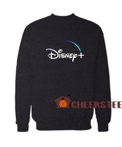 Disney Plus Sweatshirt For Unisex
