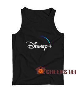 Disney Plus Tank Top for Unisex