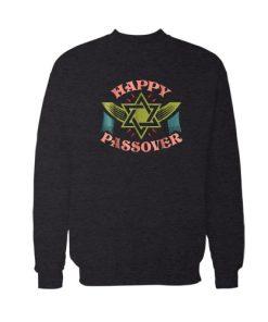 Happy Passover Sweatshirt For Unisex