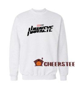 Marvel Hawkeye Sweatshirt For Unisex