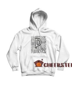 Passover Typography Hoodie For Unisex