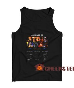 Star wars 2020 Tank Top for Unisex