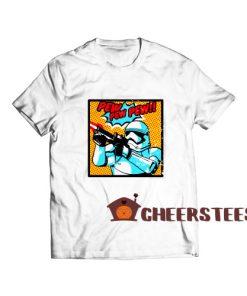 Stormtrooper Pew Pew T-Shirt