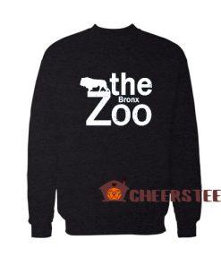 The Bronx Zoo Sweatshirt For Unisex