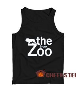 The Bronx Zoo Tank Top for Unisex