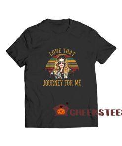 Alexis Rose Vintage T-Shirt Love That Journey For Me S – 5XL