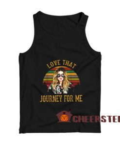 Alexis Rose Vintage Tank Top Love That Journey For Me S – 3XL