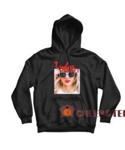 1989 Taylor Swift Hoodie Fifth Studio Album Size S – 3XL