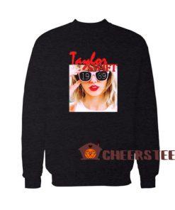 1989 Taylor Swift Sweatshirt Fifth Studio Album Size S – 3XL