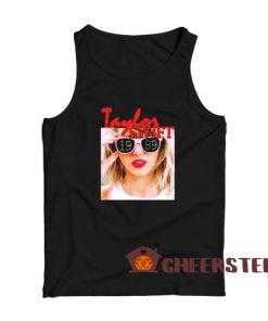 1989 Taylor Swift Tank Top Fifth Studio Album Size S – 2XL