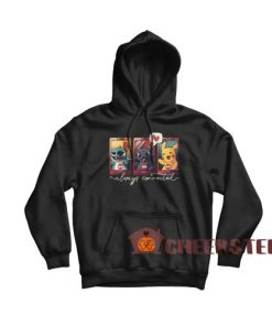 Always Connected Hoodie Stitch Toothless and Pikachu Size S – 3XL