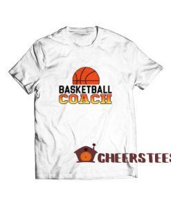 Basketball Coach Jobs T-Shirt Funny Coach Size S – 3XL