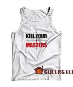 Kill Your Masters Tank Top Archery Size S-2XL