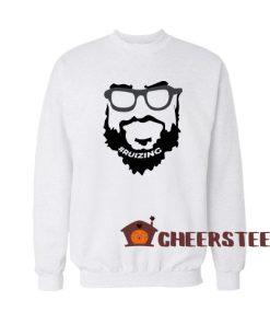 Ruizing Face Funny Sweatshirt Carl Ruiz Dies Size S – 3XL