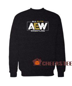 AEW All Elite Wrestling Sweatshirt Size S-3XL