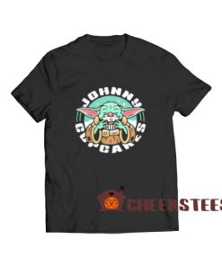 Baby Yoda Johnny Cupcakes T-Shirt Star Wars S-3XL