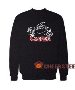 Casper The Friendly Ghost Sweatshirt For Men And Women Size S-3XL