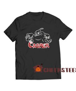 Casper The Friendly Ghost T-Shirt For Men And Women S-3XL
