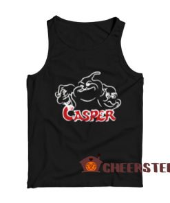 Casper The Friendly Ghost Tank Top For Men And Women Size S-2XL