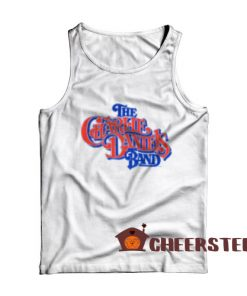 Charlie Daniels Band 1982 Tank Top Size S-2XL