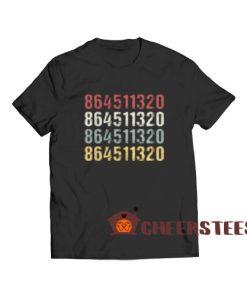 864511321 Anti Trump T-Shirt Political