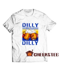 Dilly Dilly Drinking Beer T-Shirt Vintage Size S-3XL