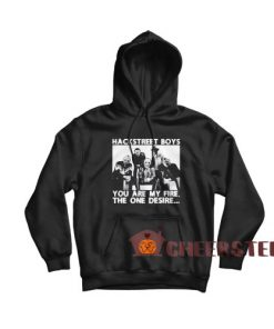 Hackstreet Boy You Are My Fire Hoodie For Unisex