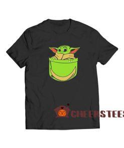 Baby Yoda Pocket T-Shirt Star Wars