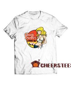 Cherry Poptart Larry Welz T-Shirt Loves Ya