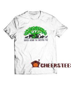 Disney Christmas Tree T-Shirt Disney Animal Kingdom