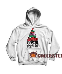 Crocin Around The Christmas Hoodie