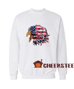 America Eagle United States Sweatshirt