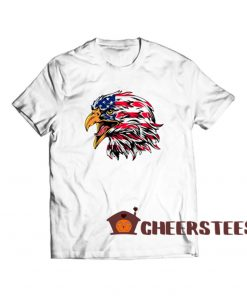 America Eagle United States T Shirt