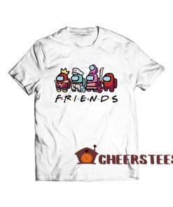 Among Us Friends T Shirt