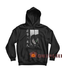 Attack On Titan Protect The Wall Hoodie