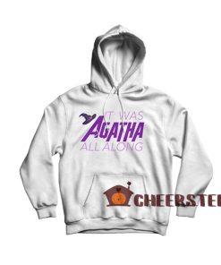 Agatha All Along Hoodie
