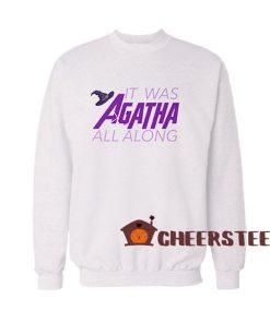 Agatha All Along Sweatshirt