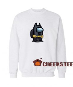 Among Us Batman Sweatshirt