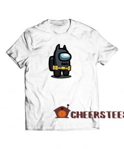 Among Us Batman T Shirt
