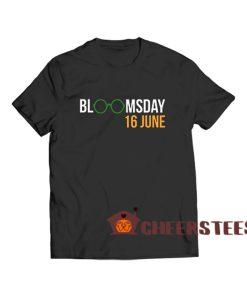 Bloomsday James Joyce T Shirt